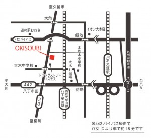 •–会社案内地図
