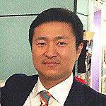 代表取締役の江崎 義彦です。