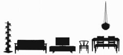 大木装美では、あまたのお部屋に合わせ家具、カーテン、クロス、照明などをトータルコーディネートしています。
