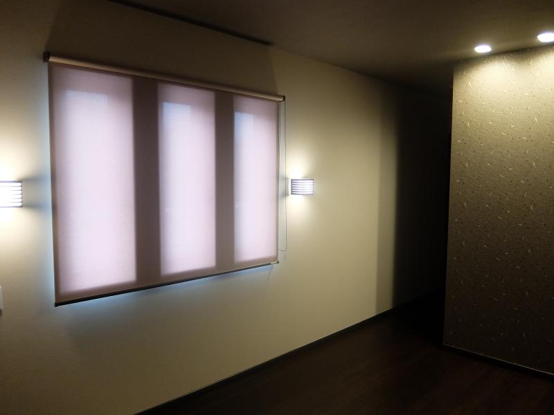 クロス・照明・カーテンのコーディネート7