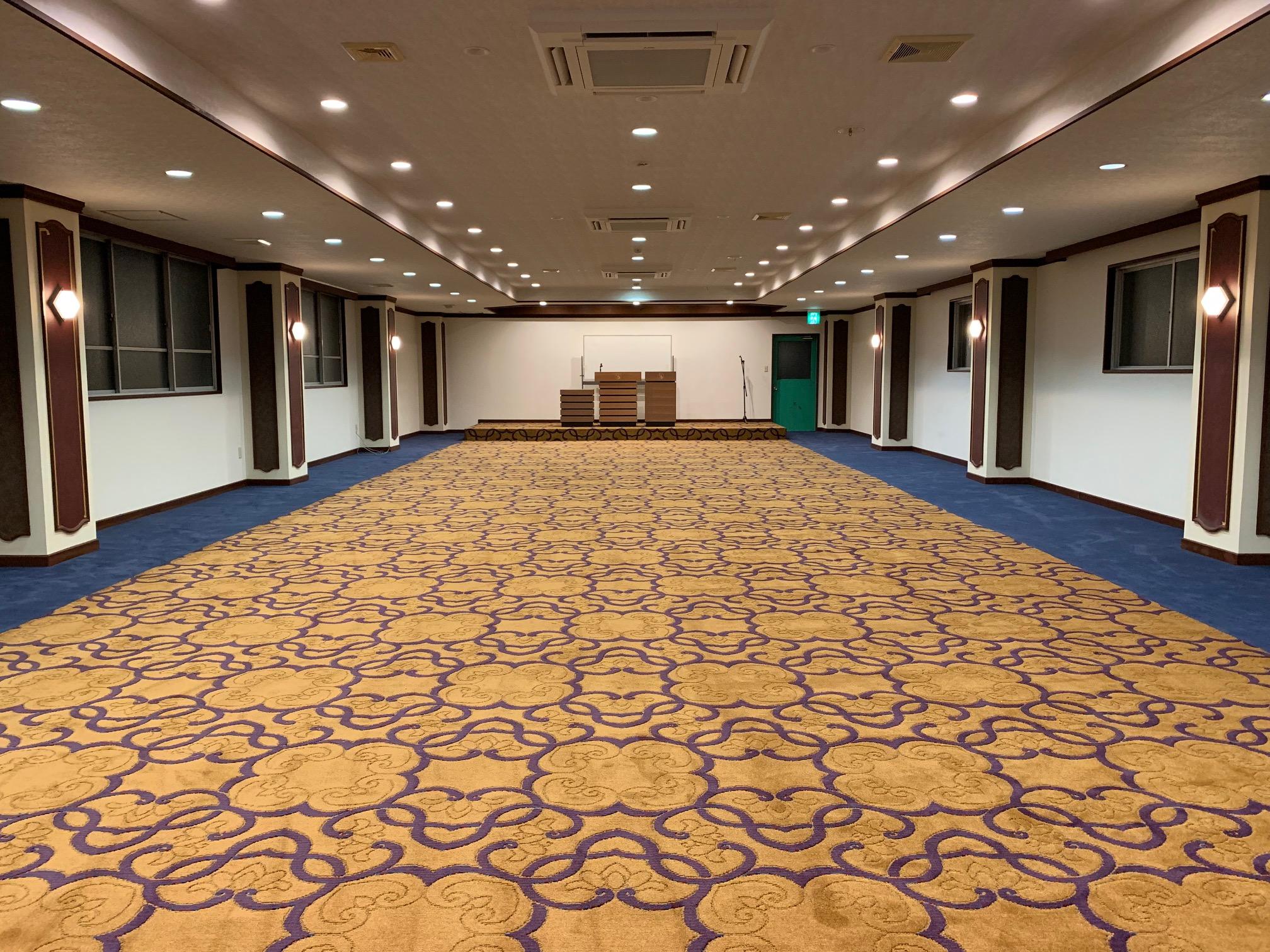 料亭・旅館三川屋様 宴会場改装工事